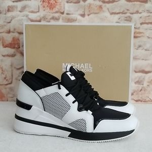 New Michael Kors Liv Trainer Sneakers